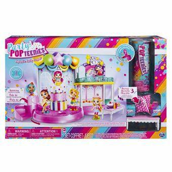 Jouet Playset Party Popteeniees Fête Astic