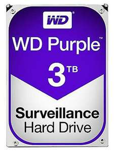 """Disque dur interne 3.5"""" WD Purple - 3 To (NVR)"""