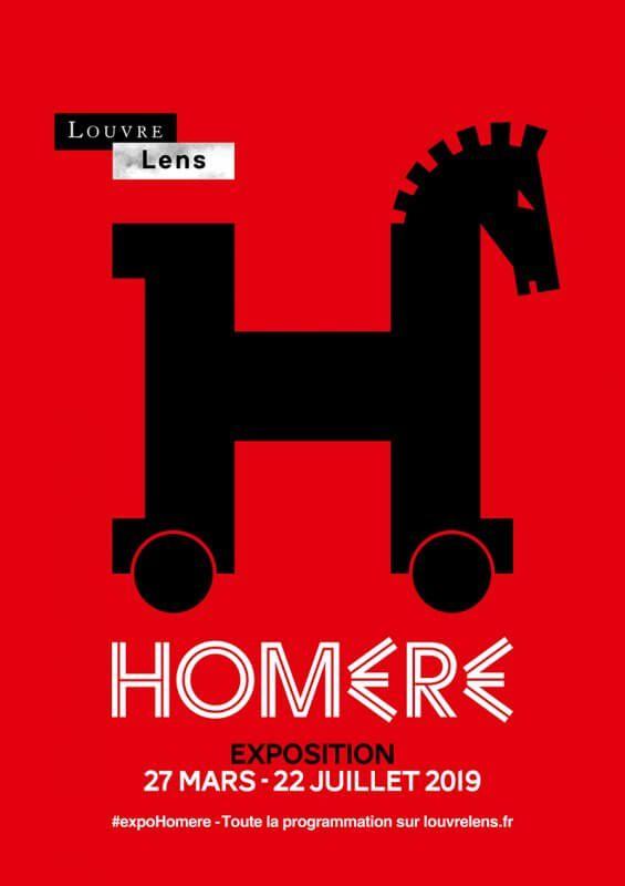 Entrée gratuite pour l'exposition Homère au Louvre Lens (62)