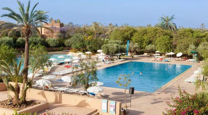 Séjour de 8 Jours 7 Nuits pour 2 Personnes au Club Marmara Madina à Marrakech (Maroc) + VolsChartersdès 429€/Personne