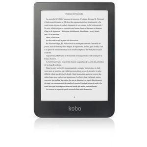 "Liseuse 6"" Kobo Clara HD - 300ppp - Comfortlight PRO"