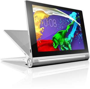 "Tablette 8"" Lenovo Yoga Tab 2 830 - Intel Atom, 16 Go, Android 4.4 (30€ ODR)"