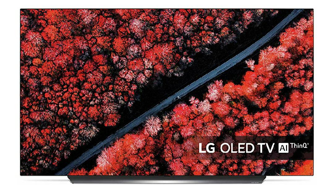 "[Prime] TV 55"" LG OLED55C9 - 4K UHD, Smart TV"