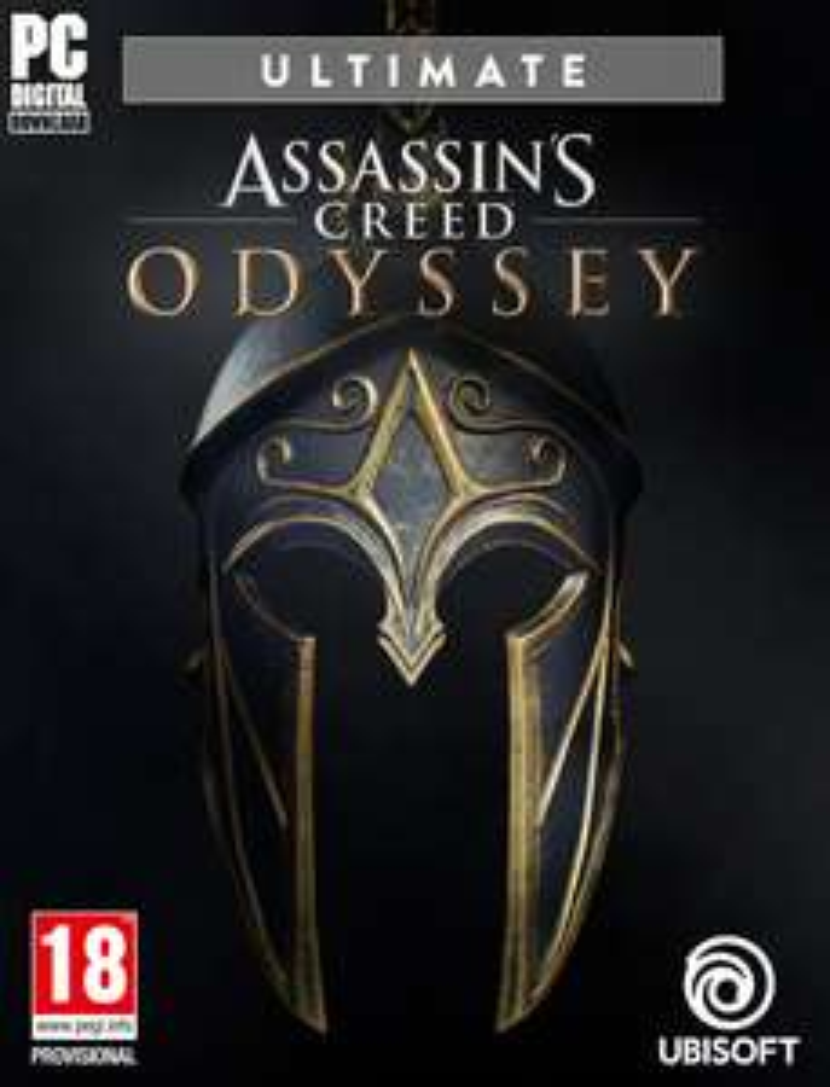 [Prime] Assassin's Creed Odyssey Ultimate Edition sur PC (Dématérialisé - Uplay)