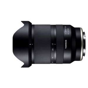 Objectif photo zoom grand-angle Tamron 17-28mm f2.8 Di III RXD - pour Sony E