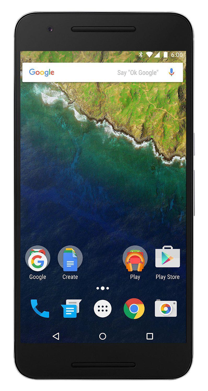 """Smartphone 5.7"""" Huawei Google Nexus 6P - 32 Go + Clé HDMI Chromecast 2"""