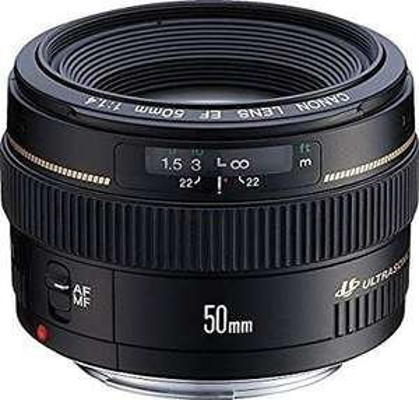[Prime DE] Objectif Canon EF 50mm f/1.4