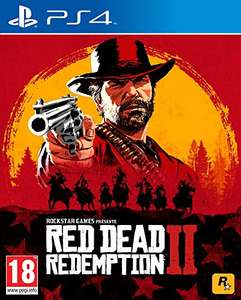 [Prime] Red Dead Redemption 2 sur PS4 et Xbox One