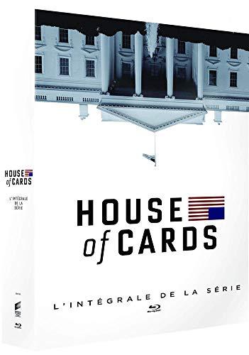 [Prime] Coffret Blu-Ray House of Cards - L'Intégrale de la série (6 Saisons)