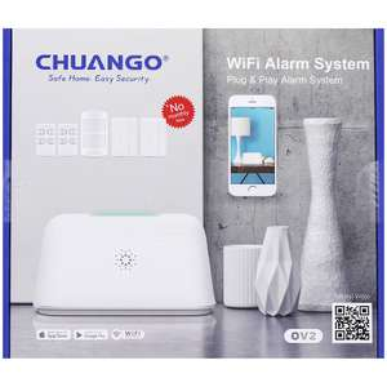 Système d'alarme Wi-Fi Chuango OV2