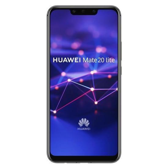 "[CDAV] Smartphone 6.3"" Huawei Mate 20 Lite - full HD+, Kirin 710, 4 Go de RAM, 64 Go (vendeur tiers)"