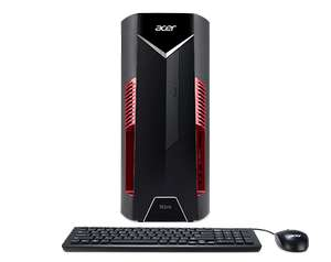 Sélection de PC en promotion - Ex: Nitro PC Gamer N50-600 - i7-8700, 8Go de Ram, 1 To HDD, 128 Go SSD