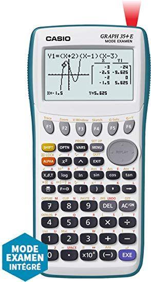 Calculatrice Casio Graph 35+E - Limoges (87)
