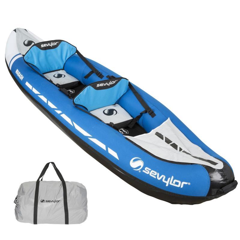 Canoë-Kayak Gonflable Sevylor Wabash - 2 Places