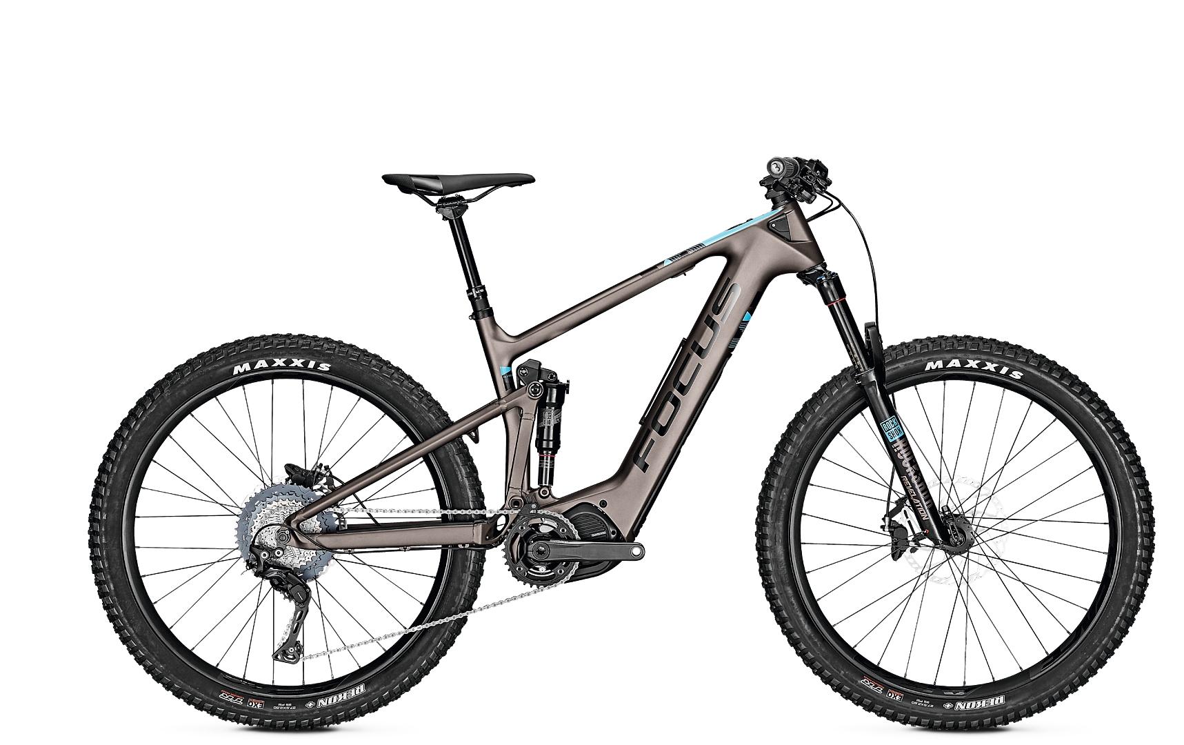 Vélo Electrique VTTAE Focus JAM² 9.6 Plus 2019 - Coloris au choix (bunnyhop.de)
