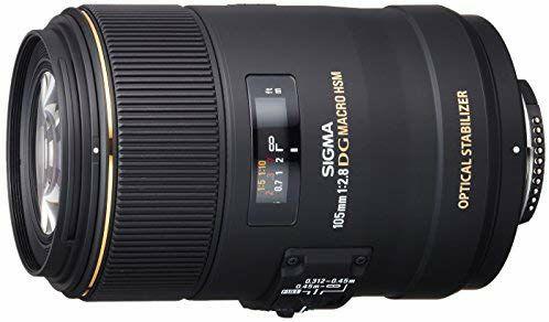 [Prime] Objectif Sigma 105 mm F2,8 DG OS HSM - Monture Nikon