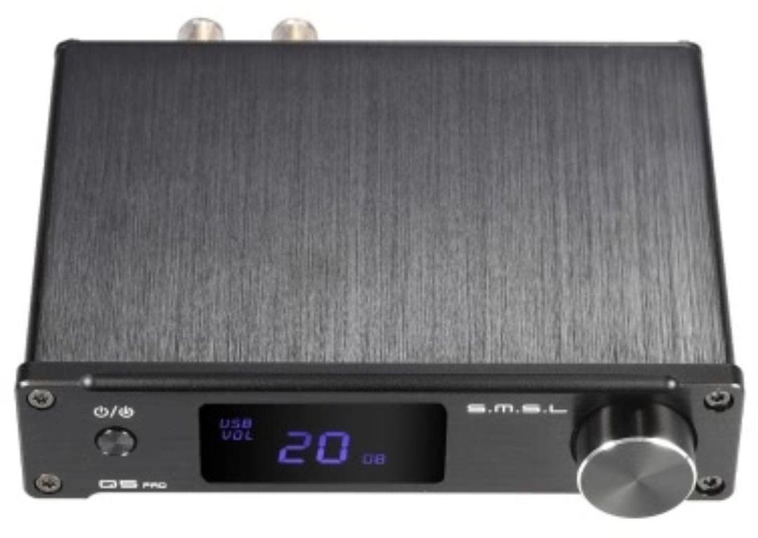 Amplificateur classe D Stéréo Full Digital S.M.S.L Q5 Pro