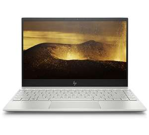 [Prime] PC Portable 13.3'' HP Envy 13-ah0007nf -  Full HD IPS, i7-8550U, RAM 8Go, SSD 256Go, Intel UHD 620, Windows 10