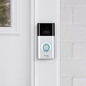 [Prime] Sonnette Ring Video Doorbell 2