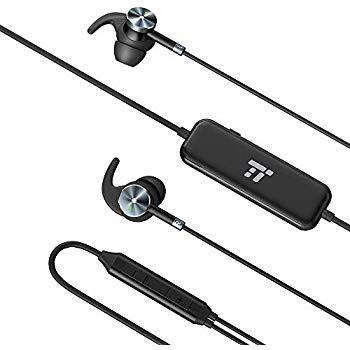 [Prime] Écouteurs filaires TaoTronics TT-EP008 - Réduction de bruit active (Vendeur tiers)