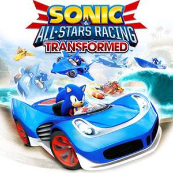 Jeu PC Dématérialisé (Steam) Sonic All-Stars Racing Transformed