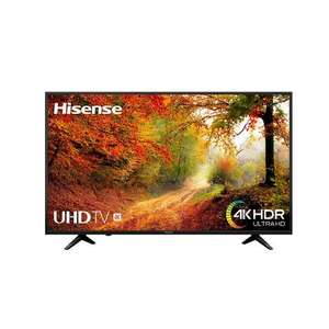 "TV 50"" Hisense H50A6140 - LED, 4K UHD, HDR 10, Dolby Digital +, Smart TV"