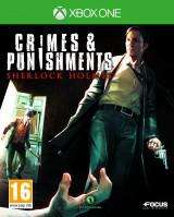 Jeu Sherlock Holmes : Crimes & Punishments sur Xbox One