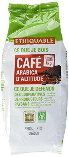 [Prime] Café Grains Pérou Équitable & Bio - 1Kg