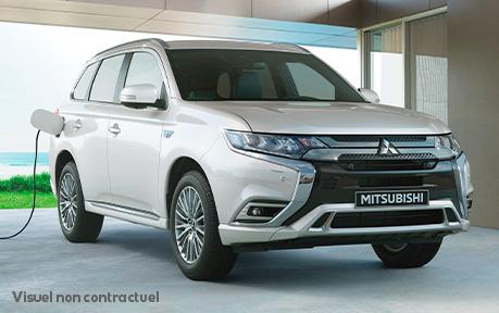 [Rosedeal] Bon d'achat de 7000€ à valoir sur un véhicule hybride électrique Mitsubishi Outlander PHEV Intense MY19 pour 500€