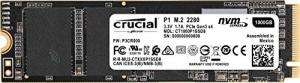 [Prime UK] SSD Interne M.2 NVMe Crucial P1 CT1000P1SSD8 (3D NAND) - 1 To (Frais de port inclus)