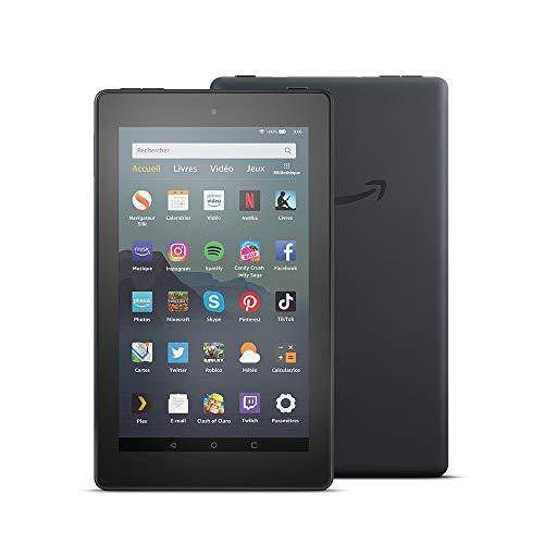 """[Prime] Tablette 7"""" Amazon Fire 7 - 16 Go, Noir"""