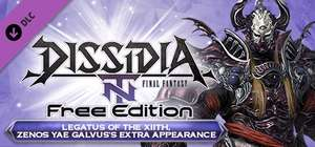 Skin Zenos yae Galvus Gratuit -  Dissidia Final Fantasy NT sur PC & PS4 (Dématérialisé)