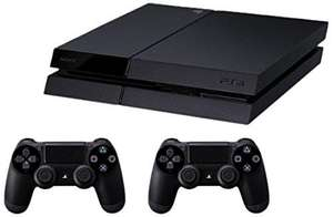 Console Sony Playstation 4 - 500 go + 2ème  manette