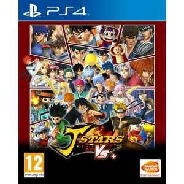 J-Stars Victory Vs+ sur PS4