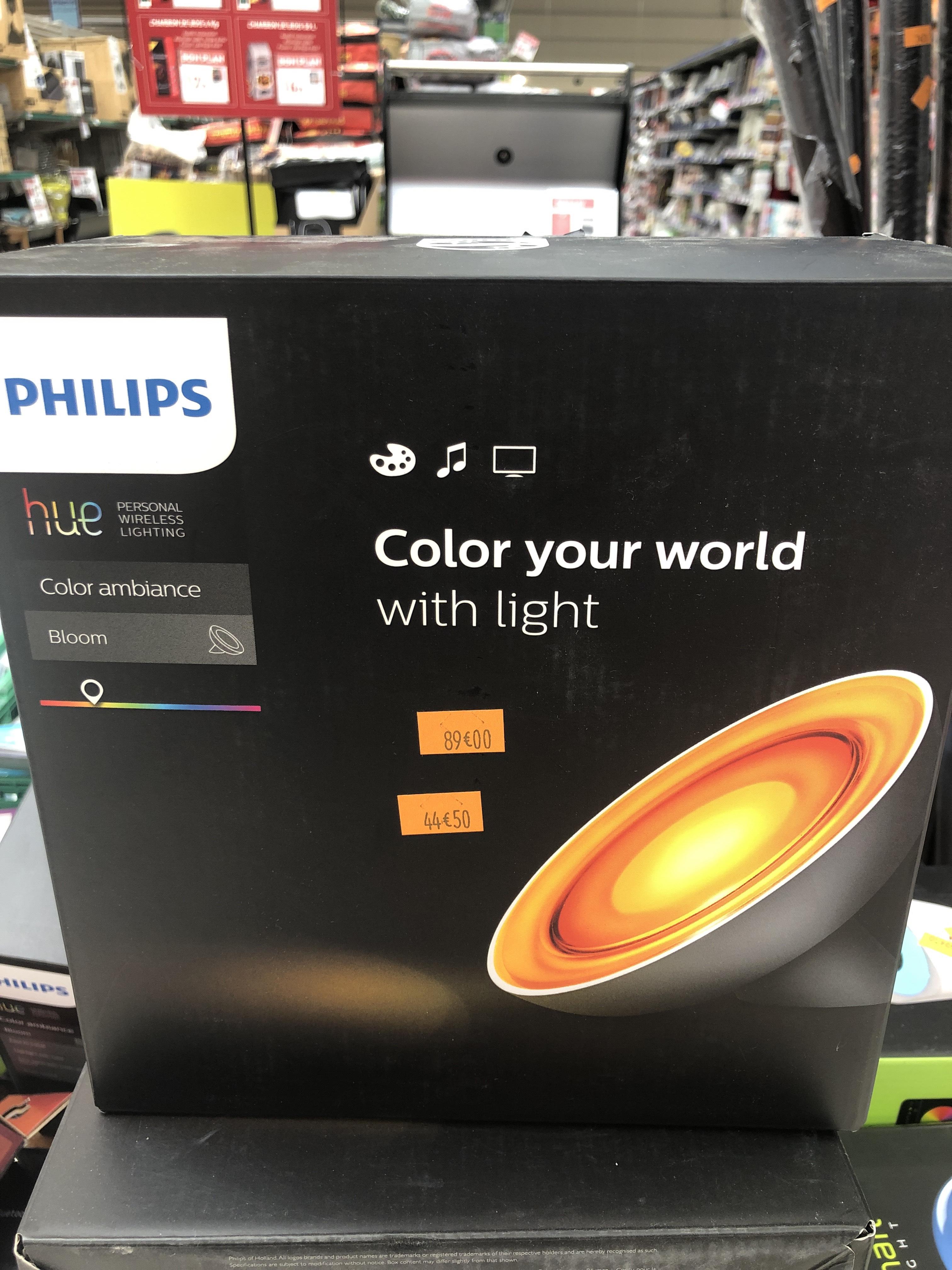 c8cb268b3edfa Bons plans Philips Hue : promotions en ligne et en magasin » Dealabs