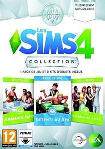 Les Sims 4 Collection 1   (version digitale)