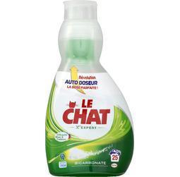 Lessive liquide Le Chat L'Expert - 25 lavages (BDR de 3€)