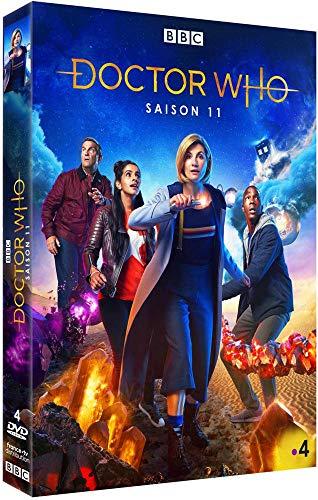 Coffret DVD : Doctor Who Saison 11