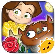 Livre pop-up interactif en 3D - La Belle et la Bête gratuit sur iOS (au lieu de 3,99€)