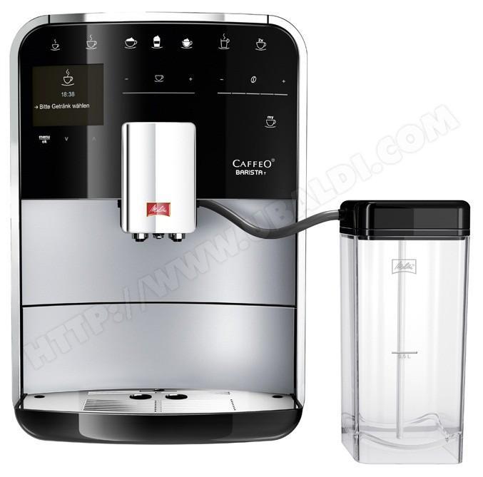 Machine à café Melitta Caffeo Barista T F730-101 - Automatique avec broyeur (avec ODR de 180€)