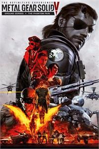 [Gold] Metal Gear Solid V The Definitive Experience sur Xbox One (Dématérialisé)