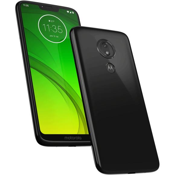 "Smartphone 6,2"" Motorola G7 Power - 64GO ROM, 4GO RAM, batterie de 5000 mAh (Vendeur tiers)"