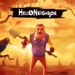 Hello Neighbor sur PS4 (Dématérialisé)