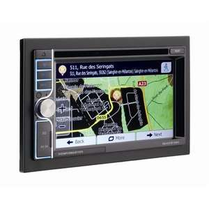 Autoradio sound NS-512 BT NAVI cartographie europe 24 pays