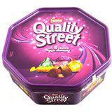 Boîte de chocolats Nestlé Quality street 756g