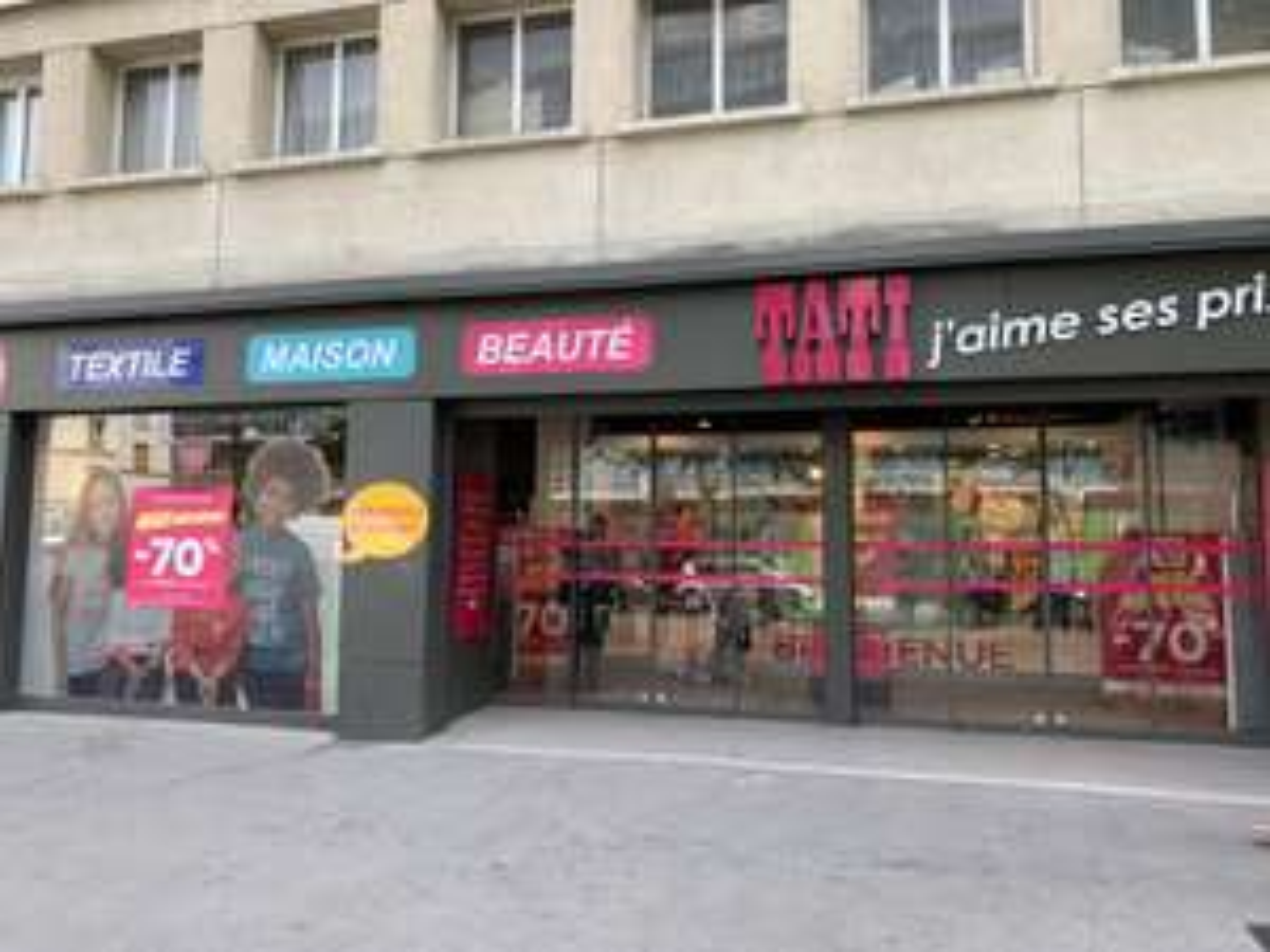 70% de réduction sur tout le magasin - Paris (75012)