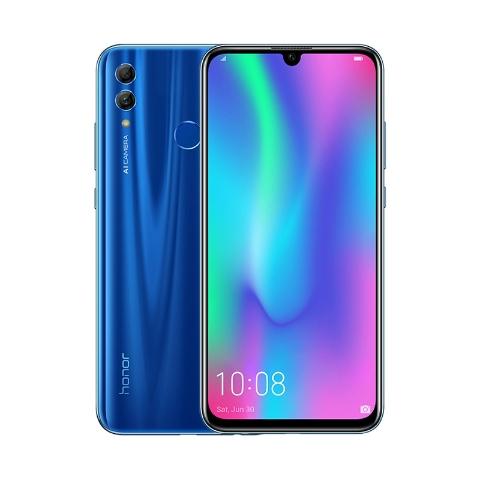 "Smartphone 6.24"" Huawei Honor 10 Lite - Full HD+, Kirin 710, 3 Go de RAM, 64 Go de ROM, Plusieurs coloris"