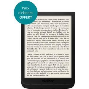 Liseuse numérique Vivlio InkPad 3 + Pack d'ebooks de plus de 10 Ebooks