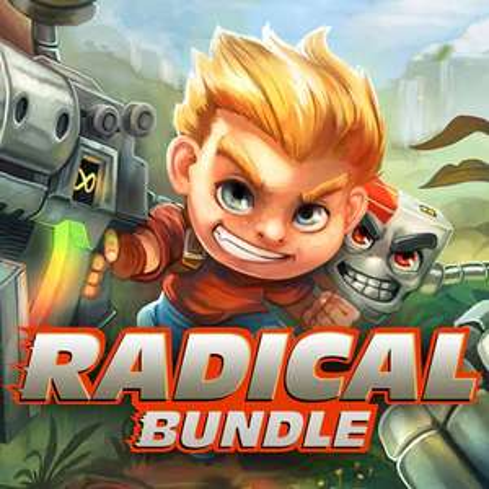 Radical Bundle: 12 Jeux PC dont Rad Rodgers, Sine Morea Ex, Giana Sisters: Twisted Dreams, Kill to Collect... (Dématérialisés - Steam)
