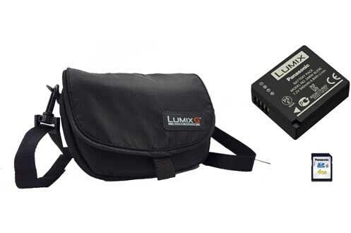 Pack d'accessoire pour appareil Panasonic GF6